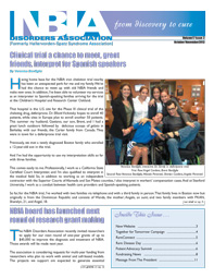 2013 October/November Newsletter