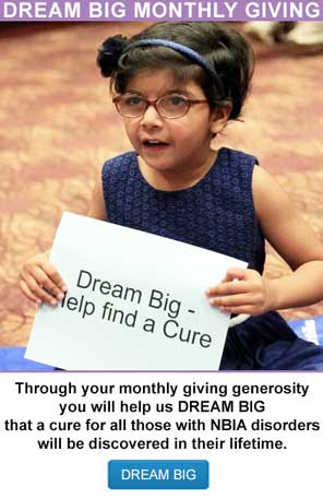 Dream Big Monthly Giving