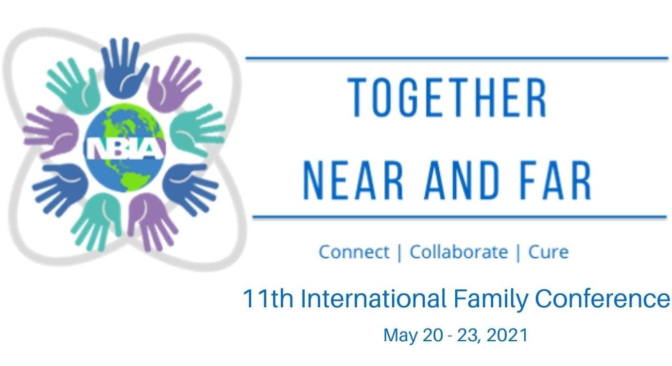 2021 Family Conference logo